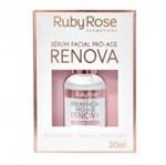 Ficha técnica e caractérísticas do produto Sérum Facial Pró-Age Renova Ruby Rose HB-313