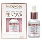 Ficha técnica e caractérísticas do produto Sérum Facial Ruby Rose Renova Pro-Age 30Ml - Hb313