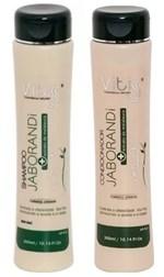 Ficha técnica e caractérísticas do produto Shampoo 300ml e Condicionador 300ml Vitiss Jaborandi