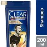 Ficha técnica e caractérísticas do produto Shampoo Clear Sports Men Limpeza Profunda 200ml