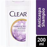 Ficha técnica e caractérísticas do produto Shampoo Clear Women Hidratação Intensa SH CLEAR WOMEN HIDRAT INTENSA 200ML