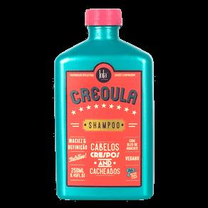 Ficha técnica e caractérísticas do produto Shampoo Creoula 250ml