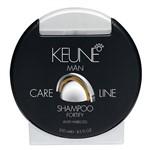 Ficha técnica e caractérísticas do produto Shampoo Fortify Anti Queda Masculino 250ml Keune S
