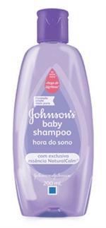 Ficha técnica e caractérísticas do produto Shampoo - Hora do Sono 200ml - Johnson´s Baby