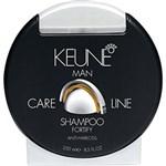 Ficha técnica e caractérísticas do produto Shampoo Keune Man Care Line Fortify 250ml