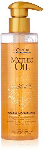 Ficha técnica e caractérísticas do produto Shampoo L'Oréal Mythic Oil Sparkling - 250ml