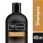 Shampoo Tresemme Selagem Capilar Crespo Original 400ml