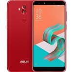 Smartphone Asus Zenfone 5 Selfie Pro 128Gb Android 7.0 Tela 6' 4Gb Selfie 20Mp+8Mp 16Mp+8Mp Vermelho