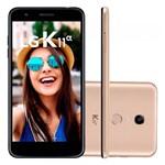 Ficha técnica e caractérísticas do produto Smartphone LG K11 Alpha Dual 16GB 5.3'' 4G 7.1 8MP - Dourado