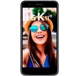 Ficha técnica e caractérísticas do produto Smartphone LG K11 Alpha LMX410BTW Dourado