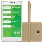 Smartphone Mirage 81s 4g Quadcore 2gb Ram Dual Câmera 13mp+8