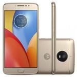 Ficha técnica e caractérísticas do produto Smartphone Motorola Moto E4 Plus 16GB Ouro