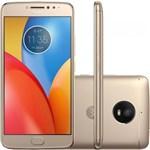 """Ficha técnica e caractérísticas do produto Smartphone Motorola Moto E4 Plus 5.5"""" 13Mp 16Gb - Ouro"""