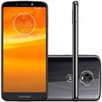 Ficha técnica e caractérísticas do produto Smartphone Motorola Moto E5 Plus 16GB XT1924 Desbloqueado