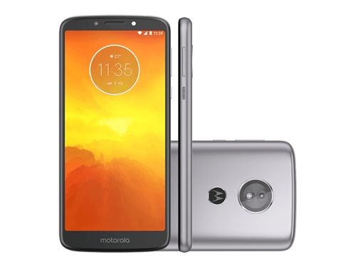 Ficha técnica e caractérísticas do produto Smartphone Motorola Moto E5 Xt1944 Platinum