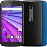 Smartphone Motorola Moto G3ª Geração XT1550 4G Dual Chip 16GB Preto