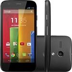 Ficha técnica e caractérísticas do produto Smartphone Motorola Moto G Desbloqueado Preto Android 3G Câmera 5MP Memória Interna 8GB