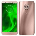 "Ficha técnica e caractérísticas do produto Smartphone Motorola Moto G6 64GB Dual Chip Android Oreo Octa-Core Tela 5.7"" 4G Câmera 12 + 5MP"