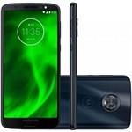 Ficha técnica e caractérísticas do produto Smartphone Motorola Moto G6 Indigo - I