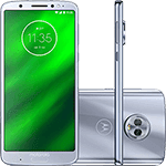 "Smartphone Motorola Moto G6 Plus 64GB Dual Chip Android Oreo - 8.0 Tela 5.9"" Octa-Core 2.2 GHz 4G Câmera 12 + 5MP (Dual ..."
