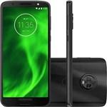 Ficha técnica e caractérísticas do produto Smartphone Motorola Moto G6 XT1925-3, Dual Chip, 12MP, 5.7, 64GB, RAM 4 GB, 4G - Preto