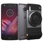 Smartphone Motorola Moto Z2 Play Câmera Edition Platinum 64GB, Tela 5.5'', Dual Chip, Câmera 12MP, Android 7.1, Processador Octa-Core e 4GB de RAM