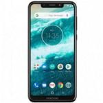 """Ficha técnica e caractérísticas do produto Smartphone Motorola One XT1941-4 Dual SIM 64GB de 5.9"""" 13+2MP/8MP OS 8.1.0 - Branco"""