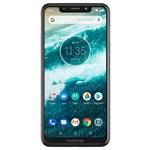 """Ficha técnica e caractérísticas do produto Smartphone Motorola One XT1941-3 Dual SIM 32GB de 5.9"""" 13+2MP/8MP OS 9.0 - Branco"""