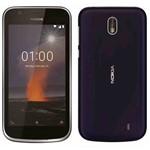 Smartphone Nokia 1 Dual Android 8.1 Tela 4.5 8GB 5MP - Azul
