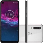 Ficha técnica e caractérísticas do produto Smartphone One Action 128GB Android 9.0 Pie Tela 6.3