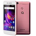 "Smartphone Quantum YOU e 32GB Quad-Core 4G Dual SIM Android 7.0 13MP 5"" - Rosa"