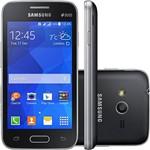 """Smartphone Samsung Galaxy Ace 4 Neo Duos Dual Chip Desbloqueado Android 4.4 Tela 4"""" 4GB 3G Câmera 3MP - Preto"""