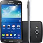 "Smartphone Samsung Galaxy Gran 2 Duos Dual Chip Desbloqueado Android 4.3 Tela 5.3"" Câmera 8MP TV Digital - Preto"
