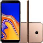 Ficha técnica e caractérísticas do produto Smartphone Samsung Galaxy J4+, 32GB, Dual Chip, Android, Tela Infinita 6 Pol, 4G Câmera 13MP - Cobre