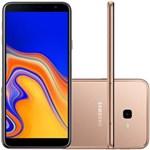 Ficha técnica e caractérísticas do produto Smartphone Samsung Galaxy J4+ 32GB Dual Chip Tela 6`` Câmera 13MP 5MP Android 8.1 Cobre