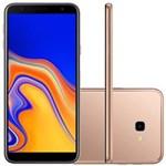 Ficha técnica e caractérísticas do produto Smartphone Samsung Galaxy J4+ SM-J415G, Dual Chip Android 8.1 32GB Quad Core Câmera 13MP+5MP Tela 6.0, Cobre