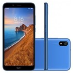 Smartphone Xiaomi Redmi 7A 16GB Versão Global Desbloqueado Azul