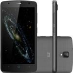 """Ficha técnica e caractérísticas do produto Smartphone ZTE Blade L5 Dual Chip Android Tela 5.1"""" 8G, Câmera 8MP - Cinza Escuro + Capa Branca - ZT"""