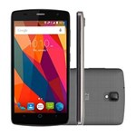 Ficha técnica e caractérísticas do produto Smartphone ZTE Blade L5 3G Tela 5 Polegadas Android 5.1 8GB Câmera 8MP Dual Chip