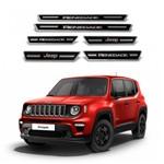 Soleira Portas Jeep Renegade Preta 491