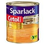 Ficha técnica e caractérísticas do produto Sparlack Cetol Deck 900ml Natural Semi Brilhante 900 Ml