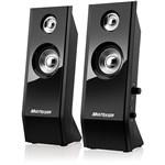 Ficha técnica e caractérísticas do produto Speaker 2.0 Black Piano USB 8W - Multilaser