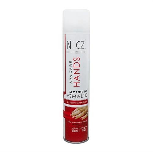 Ficha técnica e caractérísticas do produto Spray Secante de Esmaltes Neez 400Ml