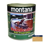 Ficha técnica e caractérísticas do produto Stain Acetinado Incolor UV Glass Osmocolor Montana 0,9l
