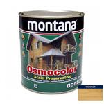 Ficha técnica e caractérísticas do produto Stain Acetinado Transparente Osmocolor Montana 0,9l