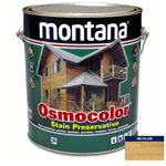 Ficha técnica e caractérísticas do produto Stain Acetinado Transparente Osmocolor Montana 3,6l