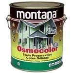 Stain Osmocolor Acetinado Branco Neve 3,6L Montana