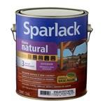 Ficha técnica e caractérísticas do produto Stain Plus Acetinado Mogno 3,6L Sparlack