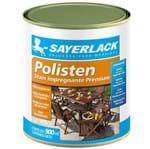 Ficha técnica e caractérísticas do produto Stain Polisten Acetinado Mogno 900ml Sayerlack