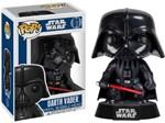 Ficha técnica e caractérísticas do produto Star Wars Darth Vader - Funko Pop